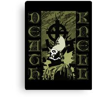 PAPA 1 - Death Knell Canvas Print
