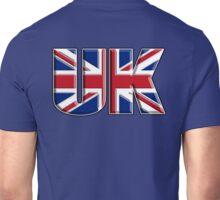 UK, United Kingdom, Flag, Union Jack, British, Blighty, NAVY Unisex T-Shirt