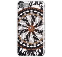 Moon Shatter iPhone Case/Skin