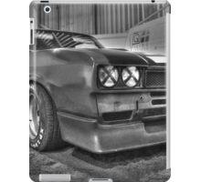 Black and White Capri in HDR iPad Case/Skin