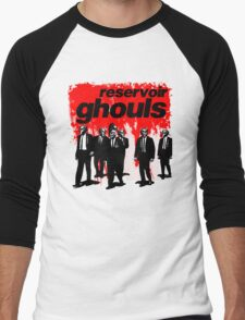 RESERVOIR GHOULS Men's Baseball ¾ T-Shirt
