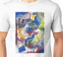 Original Abstract Acrylic Painting Unisex T-Shirt
