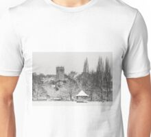 Ecclesfields Ecclesiastical Backdrop Unisex T-Shirt