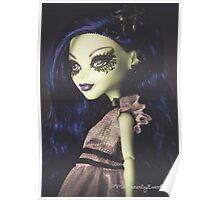 Faded Amanita Poster