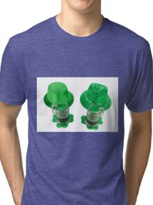 St. Patric's Day Cards and Gifts Tri-blend T-Shirt