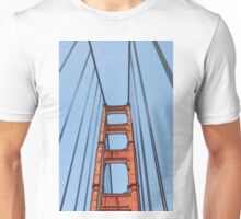 Golden Gate Bridge San Francisco  Unisex T-Shirt