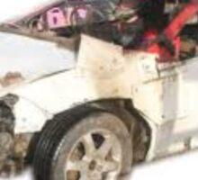 Banger Car #1 Sticker
