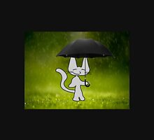 Cat In The Rain Unisex T-Shirt