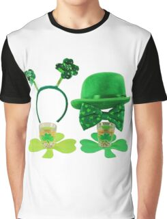 St. Patric's Day Cards and Gifts Graphic T-Shirt