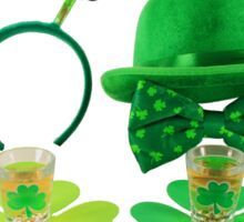 St. Patric's Day Cards and Gifts Sticker