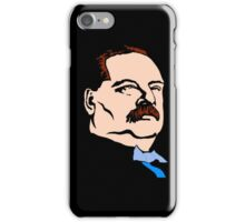STEPHEN GROVER CLEVELAND iPhone Case/Skin