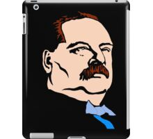 STEPHEN GROVER CLEVELAND iPad Case/Skin
