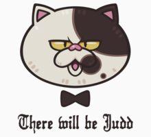 There Will Be Judd (Vanilla) Baby Tee