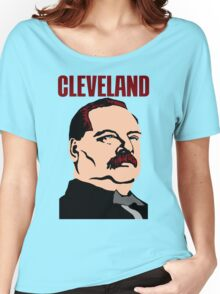 GROVER CLEVELAND Women's Relaxed Fit T-Shirt