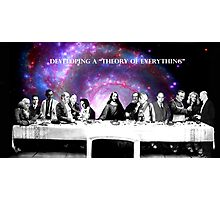 """Developing a """"Theory of Everything"""" Photographic Print"""