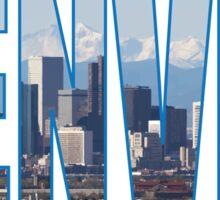 Denver Sticker