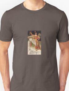 Thanksgiving Bountiful Holiday Turkey American Maiden T-Shirt