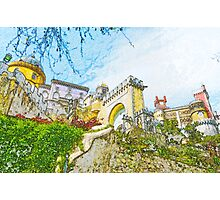 Sintra Portugal Photographic Print