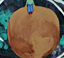 Conversation with Pluto  Sticker