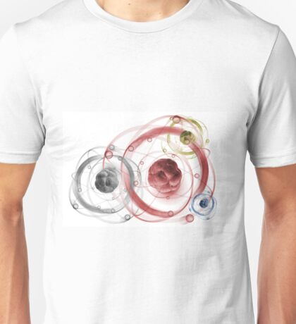 Atom Particle Unisex T-Shirt