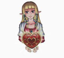 Skyward Sweethearts - Zelda Kids Tee