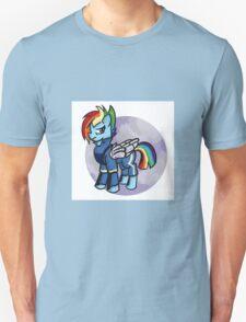 My little pony- rainbow dash (cutie re-mark) T-Shirt