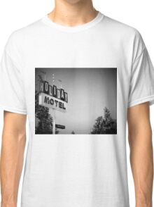 Motel in Bend, Oregon... Classic T-Shirt