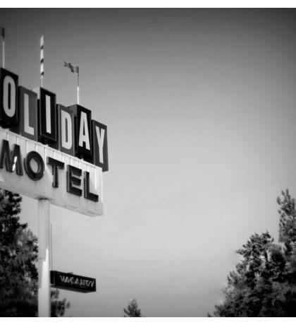 Motel in Bend, Oregon... Sticker