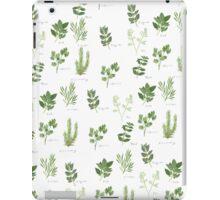 Culinary Herbs iPad Case/Skin