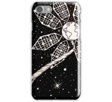 Eco-stellar - Transmissions (In Black Sharpie) iPhone Case/Skin