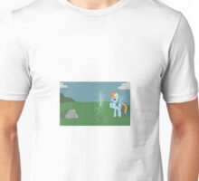 Star wars Rainbow Dash Unisex T-Shirt