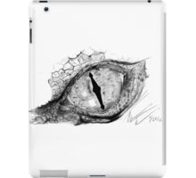 The Eye of Smaug iPad Case/Skin