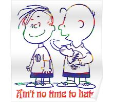 No Time to Hate  Poster
