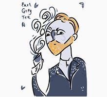 Van Gogh likes Earl Grey Tea Unisex T-Shirt