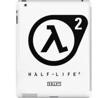 Half Life 2 Logo iPad Case/Skin