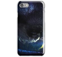 When the eye becomes the holder... iPhone Case/Skin