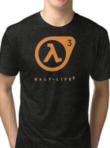 Half Life 3 Logo Tri-blend T-Shirt