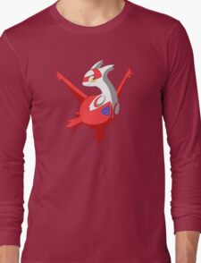 Pokemon - Latias Long Sleeve T-Shirt