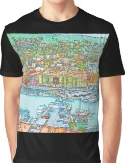Nice France Graphic T-Shirt