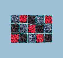 Strawberries Blueberries Blackberries Unisex T-Shirt