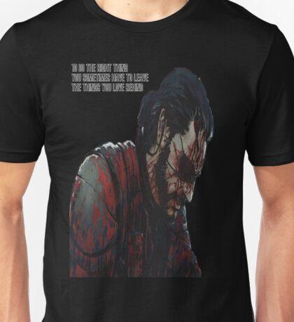 Metal GearSolid Big Boss Unisex T-Shirt