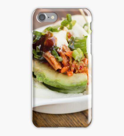 Korean Steamed Bun iPhone Case/Skin
