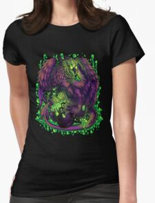 Rapid Decay Womens Fitted T-Shirt