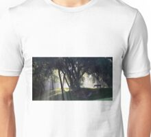 A Good Seat For A Morning's Rest Unisex T-Shirt