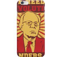 Bernie Sanders - We Need a Revolution iPhone Case/Skin