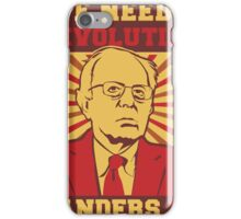 Bernie Sanders - We Need a Revolution iPhone Case/Skin