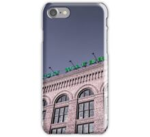 Washington Water Power iPhone Case/Skin