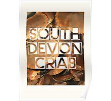 South Devon Crab #2 Poster