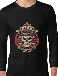 Ace One Piece Long Sleeve T-Shirt