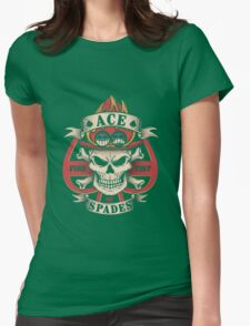 Ace One Piece Womens Fitted T-Shirt